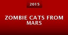 Película Zombie Cats from Mars