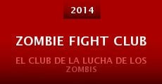 Película Zombie Fight Club