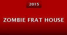 Película Zombie Frat House