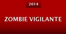 Película Zombie Vigilante