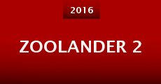 Zoolander 2 (2016) stream