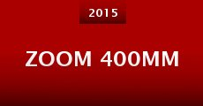 Película Zoom 400mm
