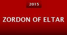 Película Zordon of Eltar