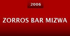 Ver película Zorros Bar Mizwa