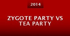 Película Zygote Party vs Tea Party